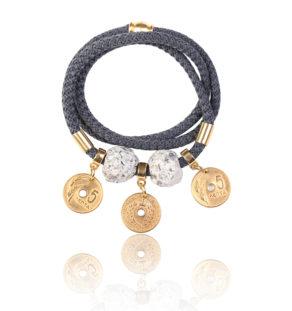 gladiator wrap bracelet