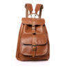 natural tan leather