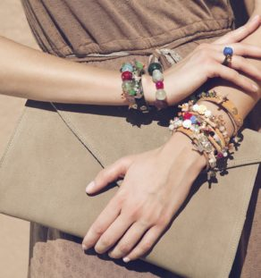 Boho chic collection