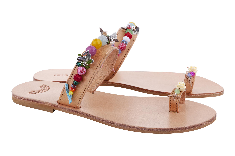 IRIS: Tulip sandals | Shoes > Sandals,Shoes -  Hiphunters Shop