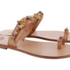 IRISANDALS_TOE RING SANDALS LEATHER