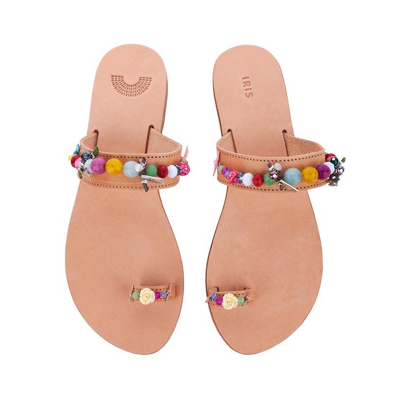 Tulip sandals