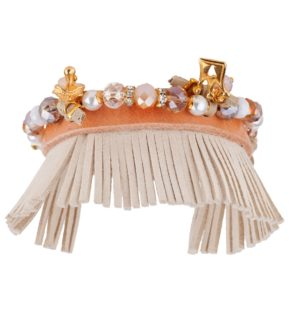 Boho Bracelet in Pastel Shades