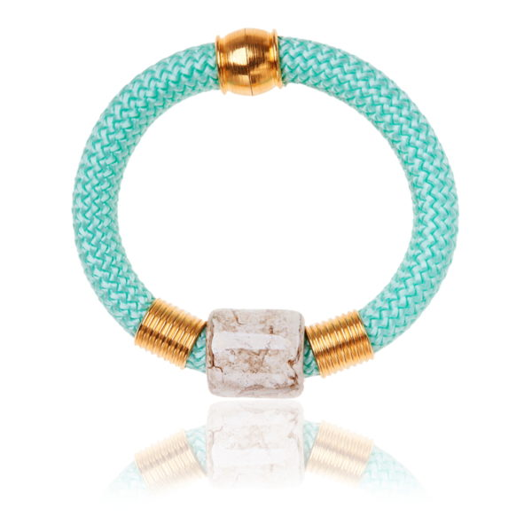 Turquoise Statement Bangle