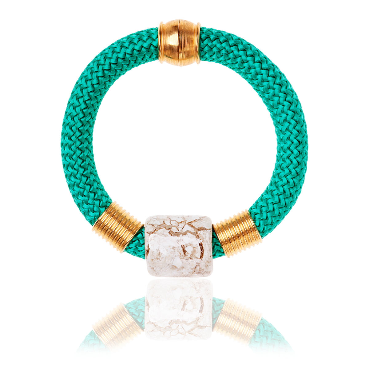 IRIS: Make a statement bracelet / Mint | Accessories,Jewelry > Bracelets,Jewelry -  Hiphunters Shop