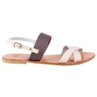 Lipe leather sandals @irisandals