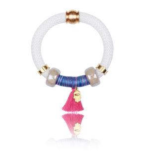 Statement Charm Bracelet