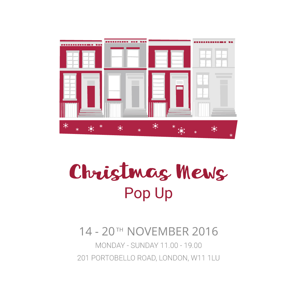 Christmas pop up event