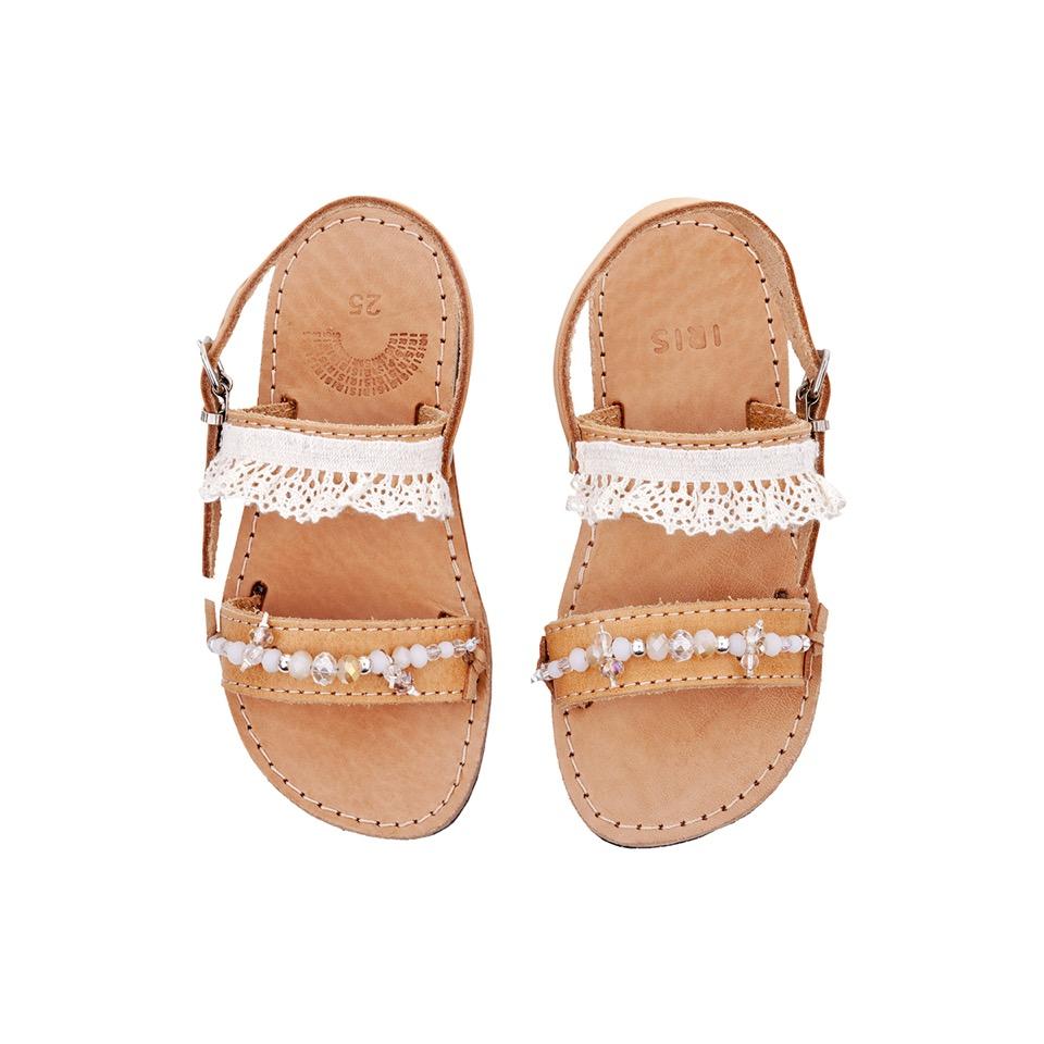custom made kids sandals
