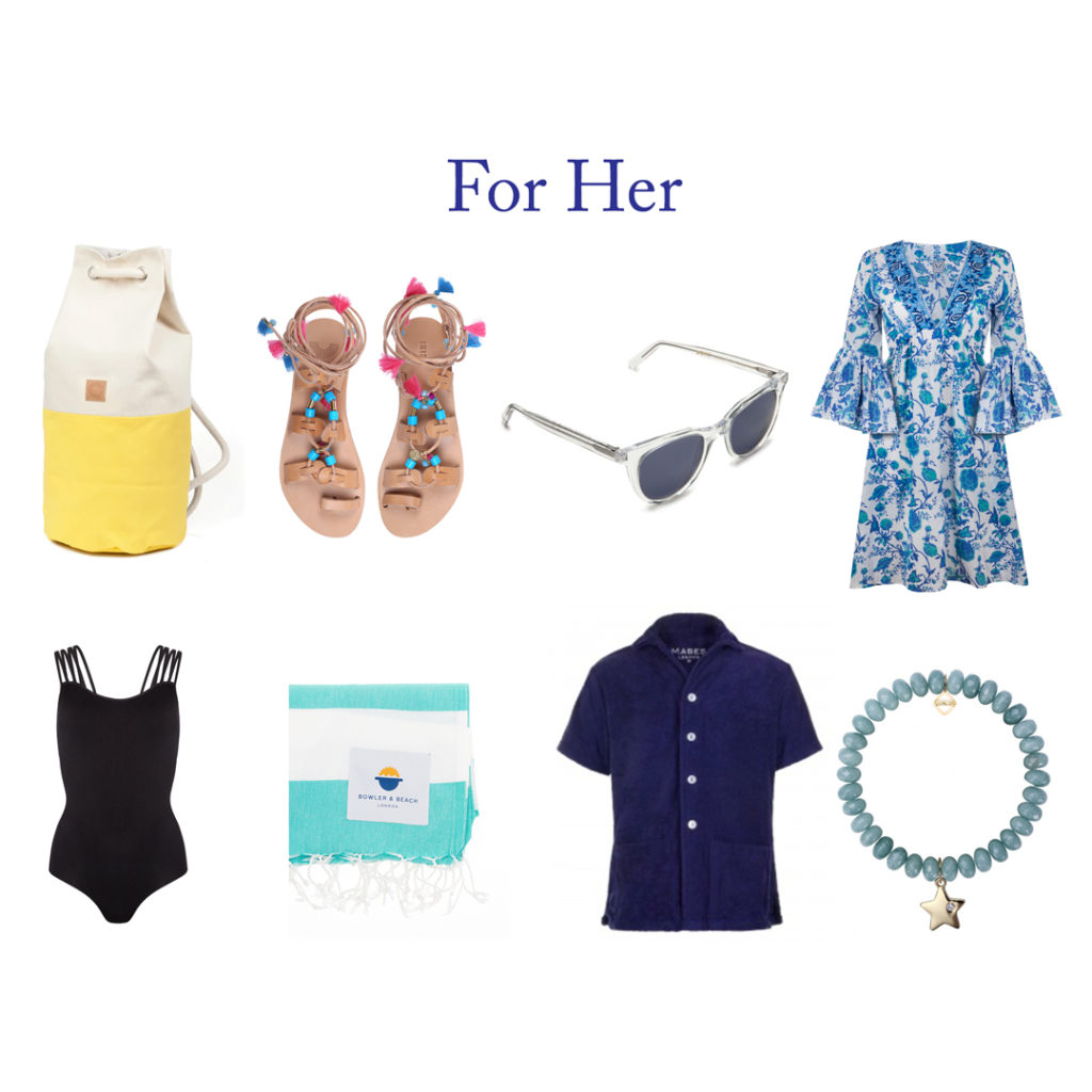 His & Hers Summer Outfits