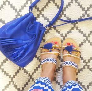 embellished summer sandals